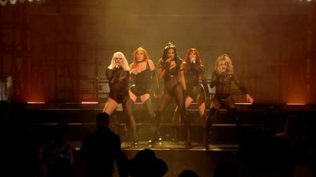 【猴姆独家】OMFG!性感小野猫重聚了!#Pussycat Dolls#英国现场表演