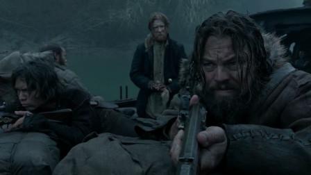 荒野猎人:猎人们为了脱离土著人,竟对去处产生分歧,差点吵起来