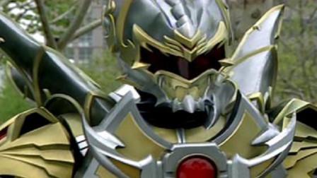 铠甲勇士:帝皇侠就是厉害,一打四一点不虚!其他铠甲也都是弟弟