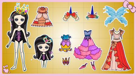 【叶罗丽手绘动画】美呆!精灵仙子版叶罗丽亲子秀,你最爱哪套?