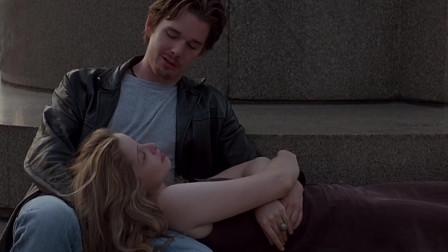 看完电影《爱在黎明破晓前》,真的好想来一场可遇不可求的一见钟情
