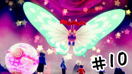 【XY小源】精灵宝可梦剑与盾 盾版 第10期 终于抓到特殊形态的