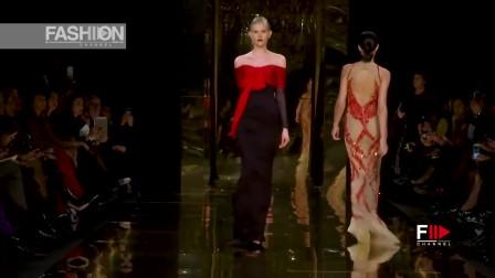 薄纱镶嵌着热情似火的色彩,尽显大牌典范,高奢感超强!