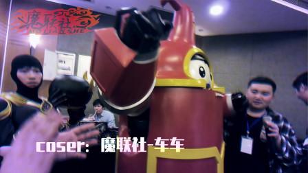 【魔联社】魔都特摄ONLY4.0 魔联社集锦