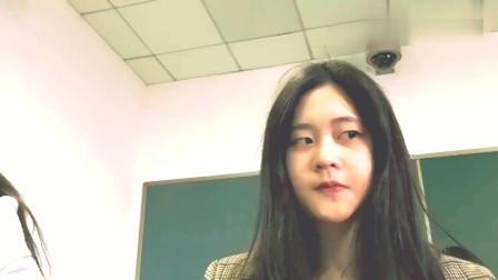 小姐姐用镜头记录她在清华大学的一天,原来大学生的生活是这样的