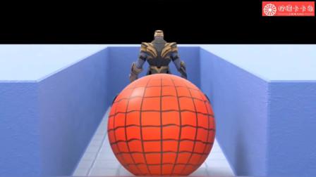 吃豆人大战复活的机器人!吃豆人游戏
