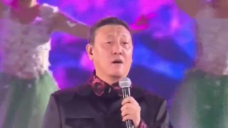 歌唱家韩磊倾情助阵,唯美演绎《花开在眼前》 海南岛国际电影节开幕式红毯暨晚会 20191201