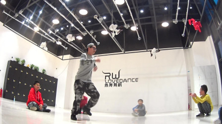 cypher locking 小五 GovernDance 街舞 Popping HipHop Freestyle Waacking