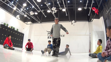 cypher robot 小五 GovernDance 街舞 Popping HipHop Freestyle Waacking