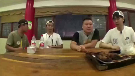 新西游记:韩国明星在中国夜市被肉夹馍羊肉串迷住了,好馋!
