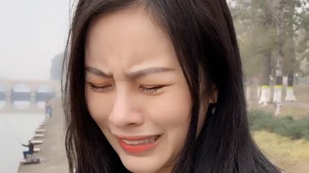 祝晓晗伤心哭花妆,帅哥让她随便刷自己的卡,结尾有惊喜