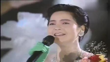 邓丽君《我只在乎你》华语歌坛中,唯一不败的天后,当之无愧!