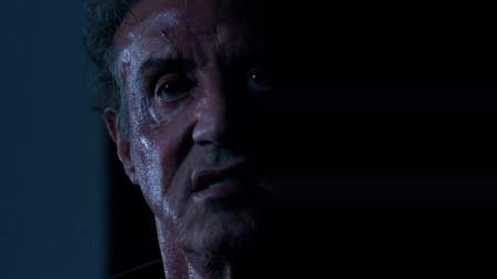 第一滴血5:熟悉的那个男人又回来了,史泰龙一人独闯墨西哥毒巢,出手快狠准根本没法防
