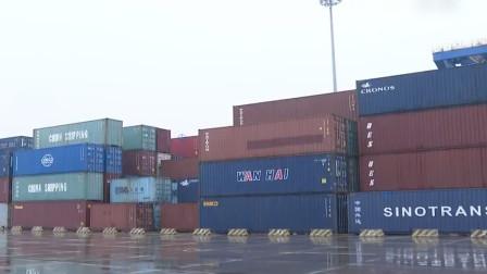 """今年前10月 大连海关退运""""洋垃圾""""3700余吨"""