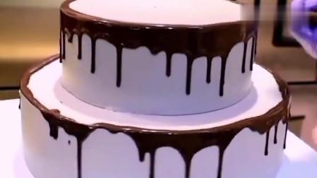 """""""豪气十足""""的蛋糕,完成后都不舍得吃了!"""