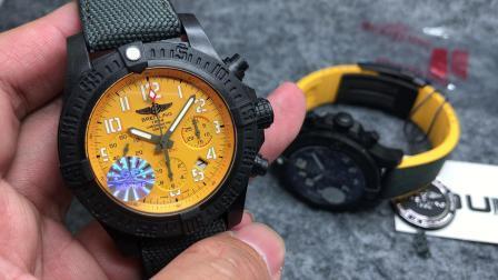 OU腕表 GF 百年灵复仇者飓风系列12小时制新款腕表Breitlight材质