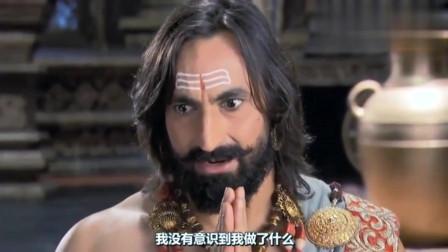 众神之神:男子有千条手臂,帕尔瓦蒂显灵要毁灭他,男子害怕求原谅