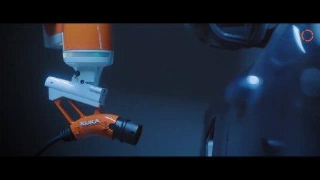 电动汽车自动充电机器人
