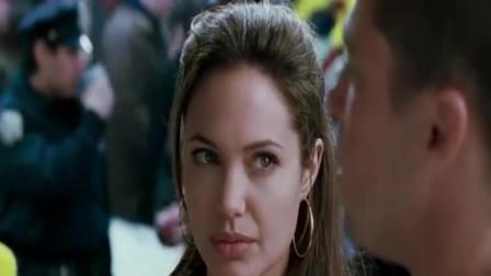 史密斯夫妇:帅哥美女刚刚认识两天就领证结婚,却不知道对方都大有来头!