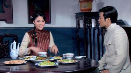 胭脂霸王:恶格格特意准备一桌好菜,跟武魁独处,没料武魁不领情