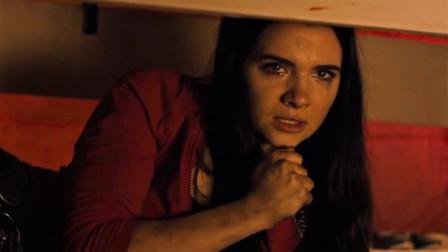 谷阿莫:女子误闯贼窟被虐后发现自己是神力女超人《惊魂鬼屋》