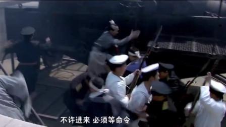 甲午大海战:大清海军官兵与日本发生,险些酿成两国战争