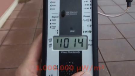 5G基站的数量是4G的几倍,辐射会增大吗?看看测量结果就知道了