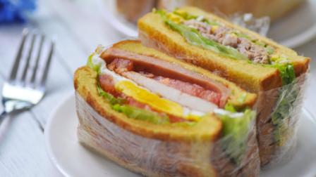 法国旅游美食一:巴黎铁塔灯光秀闪耀天空,还有营养美食金枪鱼三明治