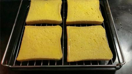 """用""""祖传""""蜂蜜制作烤面包片,没想到味道这么好!"""