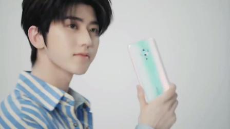 【蔡徐坤】191118vivo S5手机广告拍摄花絮