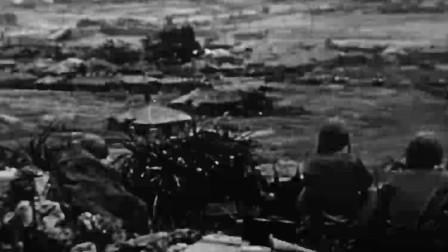 战争片《决不撤退!》美军进攻朝鲜,精彩巷战偷袭与被偷袭
