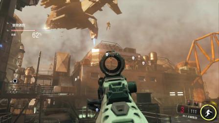 Call of Duty®_ Black Ops III使命召唤黑色行动 请原谅我的人体描边