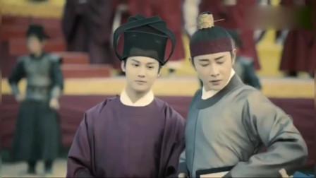 鹤唳华亭:御前戴甲等同谋反,想到皇帝有危险,太子掉头回家