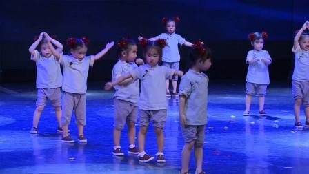 六一儿童节 幼儿园 武术表演《chinese martial arts》