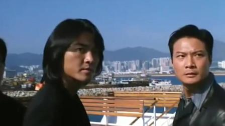 古惑仔:拿督坑了陈浩南,陈浩南:你得罪的不止我,还有整个洪兴!