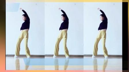网络流行歌曲《鳌拜》瘦腰健身操,冬季减肥太好了