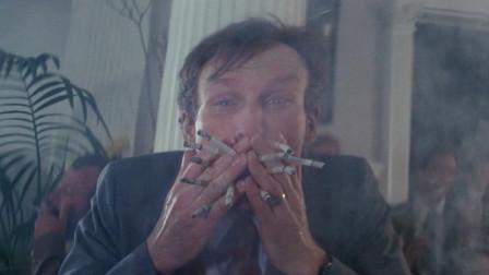 手段极端的戒烟诊所,病人每偷抽一根烟,就切掉他妻子一根手指