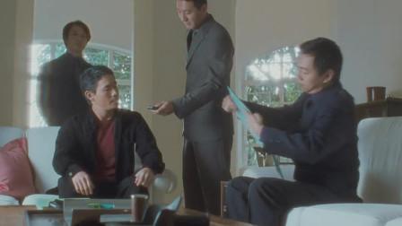古惑仔:茶餐厅九纹龙大战皇子,大哥不愧是大哥,实力一点也不比当年差