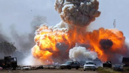 利比亚爆发激烈战斗,哈尔塔夫亲自上阵指挥