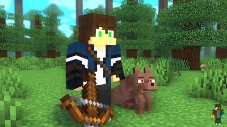 我的世界动画-豹猫和小狼的故事-02-Magmuz