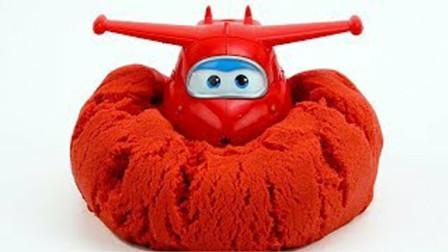 趣味过家家亲子游戏,超级飞侠睡衣侠玩具激发宝宝色彩创造力
