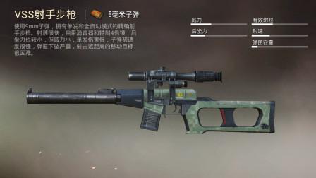 和平精英:被新手小瞧的三把枪械,最后一把威力堪比大菠萝!