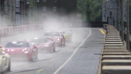 布加迪Vision GT 和 超跑高原驰骋,谁才是真正的强者
