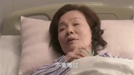 花开半夏:外婆在医院卧床交代后事,告知如风惊天,难忍落泪!