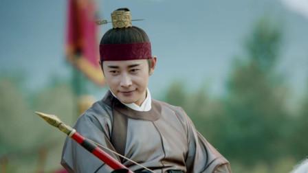 鹤唳华亭:精益求精把握每个小细节,罗晋把皇太子萧定权演活了!