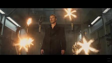 《X战警:黑凤凰》 连万磁王都打不过的人,琴出场直接瞬秒
