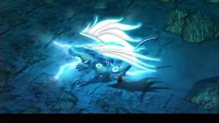炫迪传奇:炫迪承受雷击成功将神兽救下,竟是雷灵珠的化身?