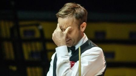 2019斯诺克英国锦标赛 丁俊晖VS阿里斯特·卡特 机长卡特收获好运,不打一杆试试你怎么知道有没有下球?