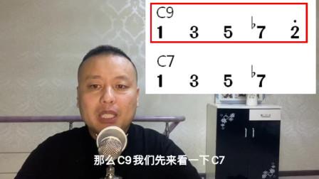 简谱学习第29课: 什么是九和弦和挂留和弦 零基础学简谱 基础知识
