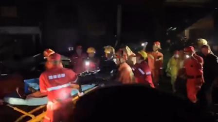 浙江污水罐体坍塌事故已致9死 失联人员全部找到